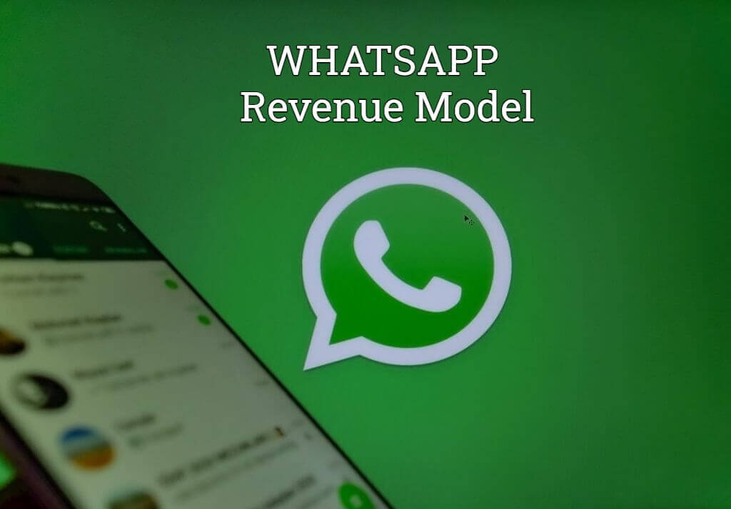 whatsapp revenue model